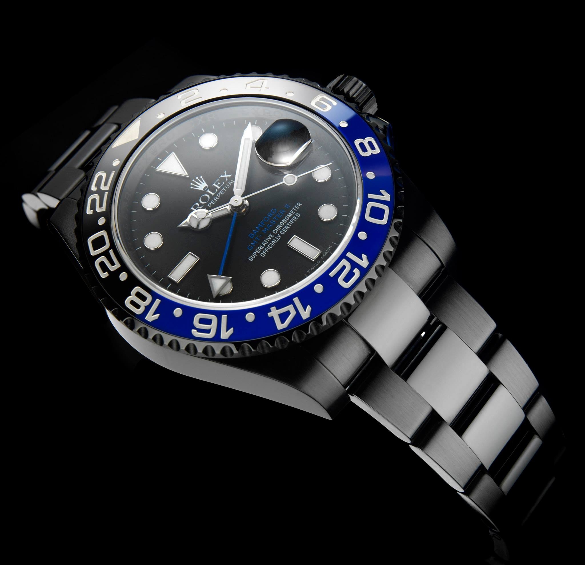 Rolex GMT-Master II Replica Watches