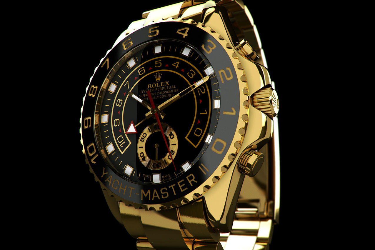 Rolex Yacht-Master II Replica Watches